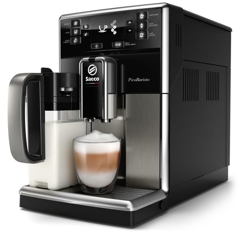 Machine à café grains avec broyeur Saeco PicoBaristo SM5479/10