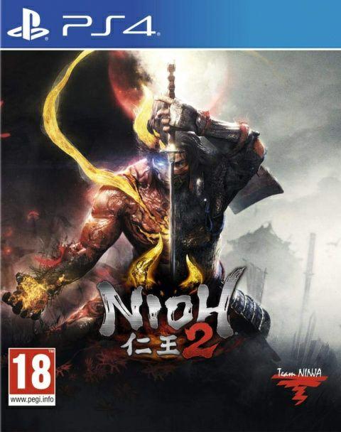 Nioh 2 sur PS4