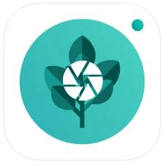 Application PlantFinder gratuite sur iOS