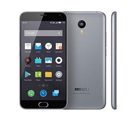 """Smartphone 5.5"""" Meizu M2 Note - 2 Go de RAM, 16 Go, gris (via ODR de 50 €)"""