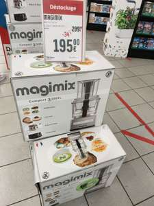 Robot de cuisine Magimix CS200 XL (650 W, chrome brillant) - Paris Belleville 11ème (75)