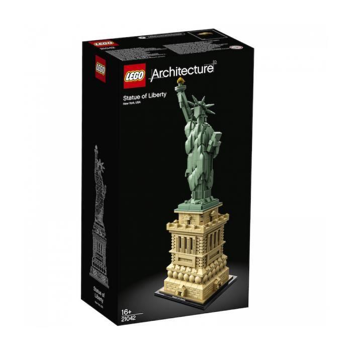 Lego Architecture 21042 - La Statue de la Liberté