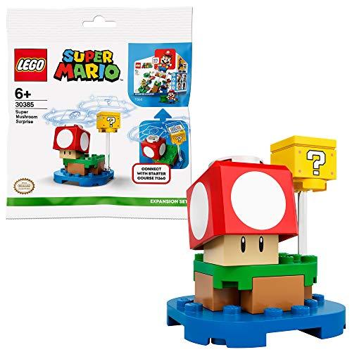 Lego Super Mario 30385 - Set d'extension Surprise de Super Champignon