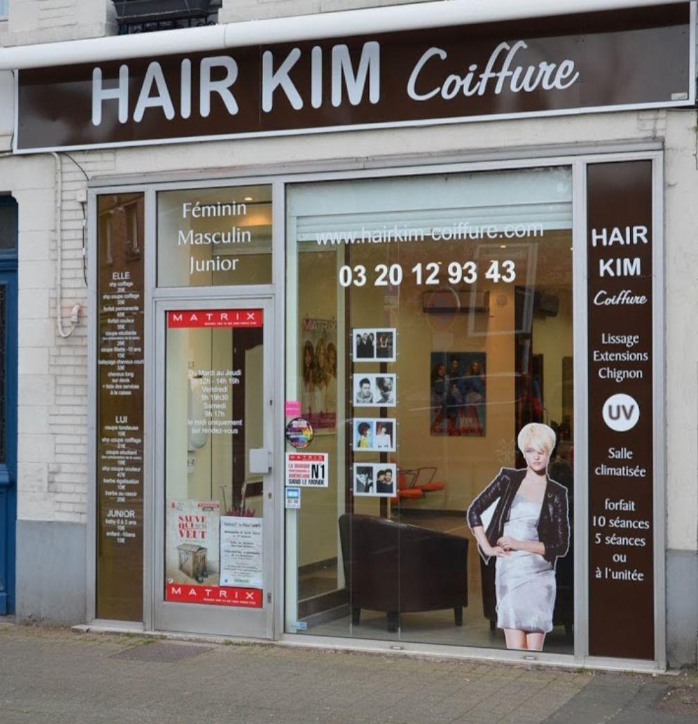 [Etudiants Boursiers habitant à La Madeleine] Shampooing + Coupe de cheveux à 1€ - Salon Hair Kim La Madeleine (59)