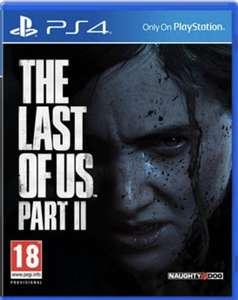 The Last Of Us Part 2 sur PS4 (Frontaliers Belgique)