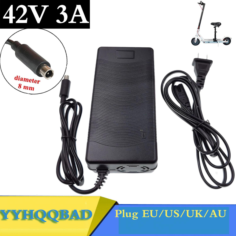 Chargeur pour trottinette électrique Xiaomi 1S / Essential / M365 / M365 Pro YYHQQBAD - 42V, 3A