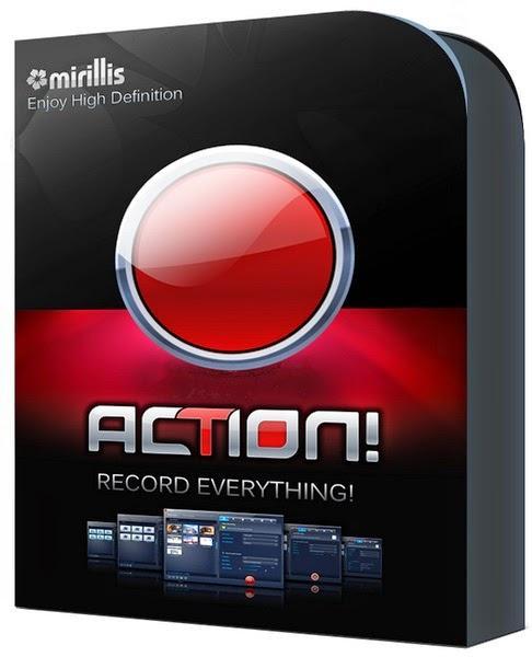 Logiciel Action! sur PC