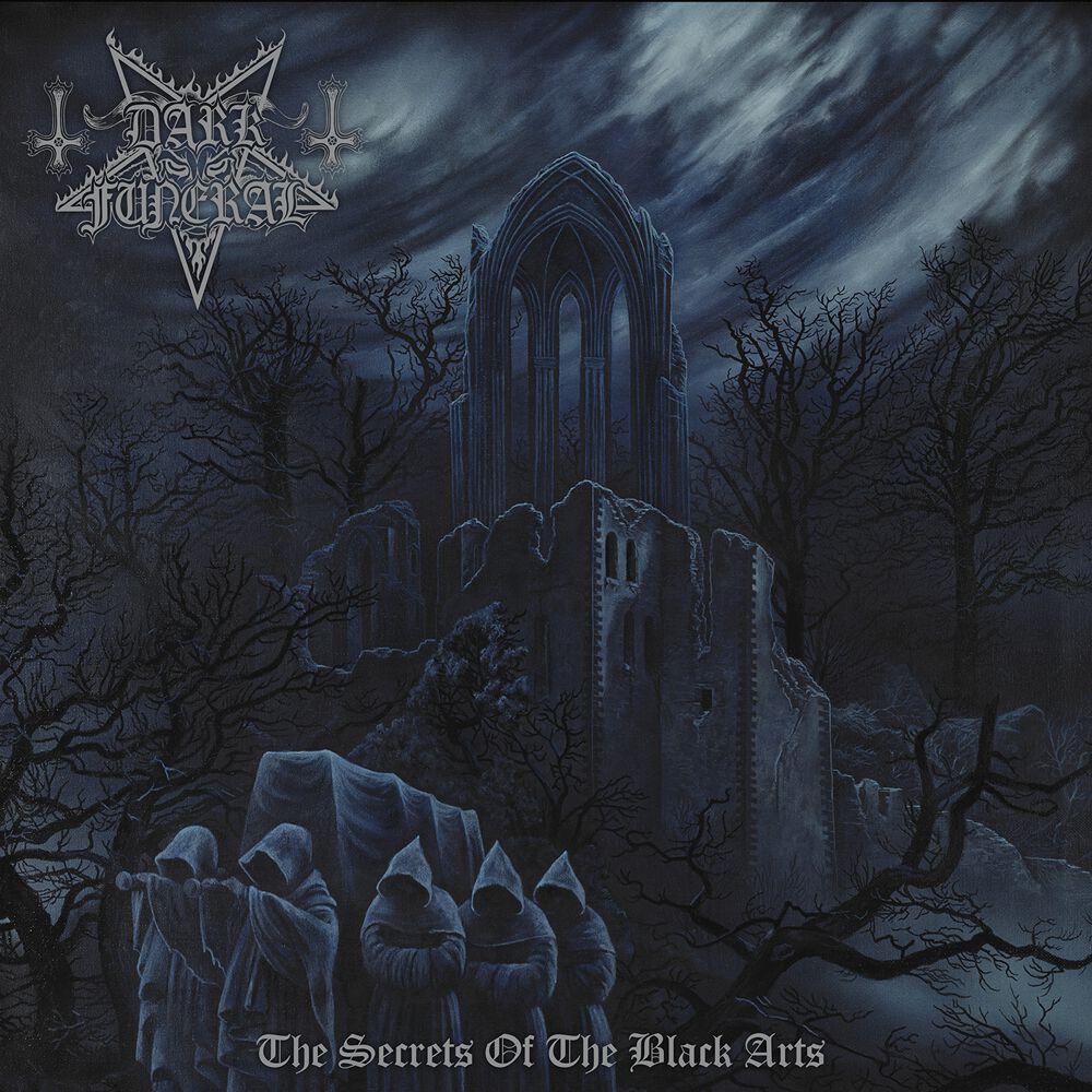 Album CD Dark funeral - Secrets of The Black Arts