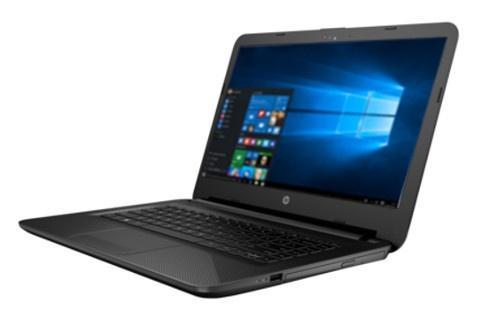 PC portable HP 14-AC113NF - N3050, 2 Go de RAM, 500 Go (via 30€ sur la carte de fidelité)