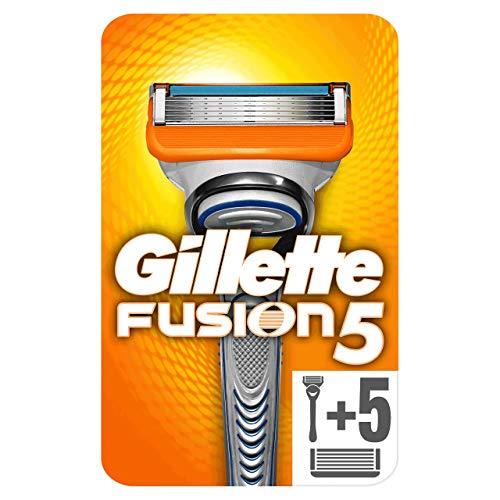 Rasoir Gillette Fusion 5 + 5 lames