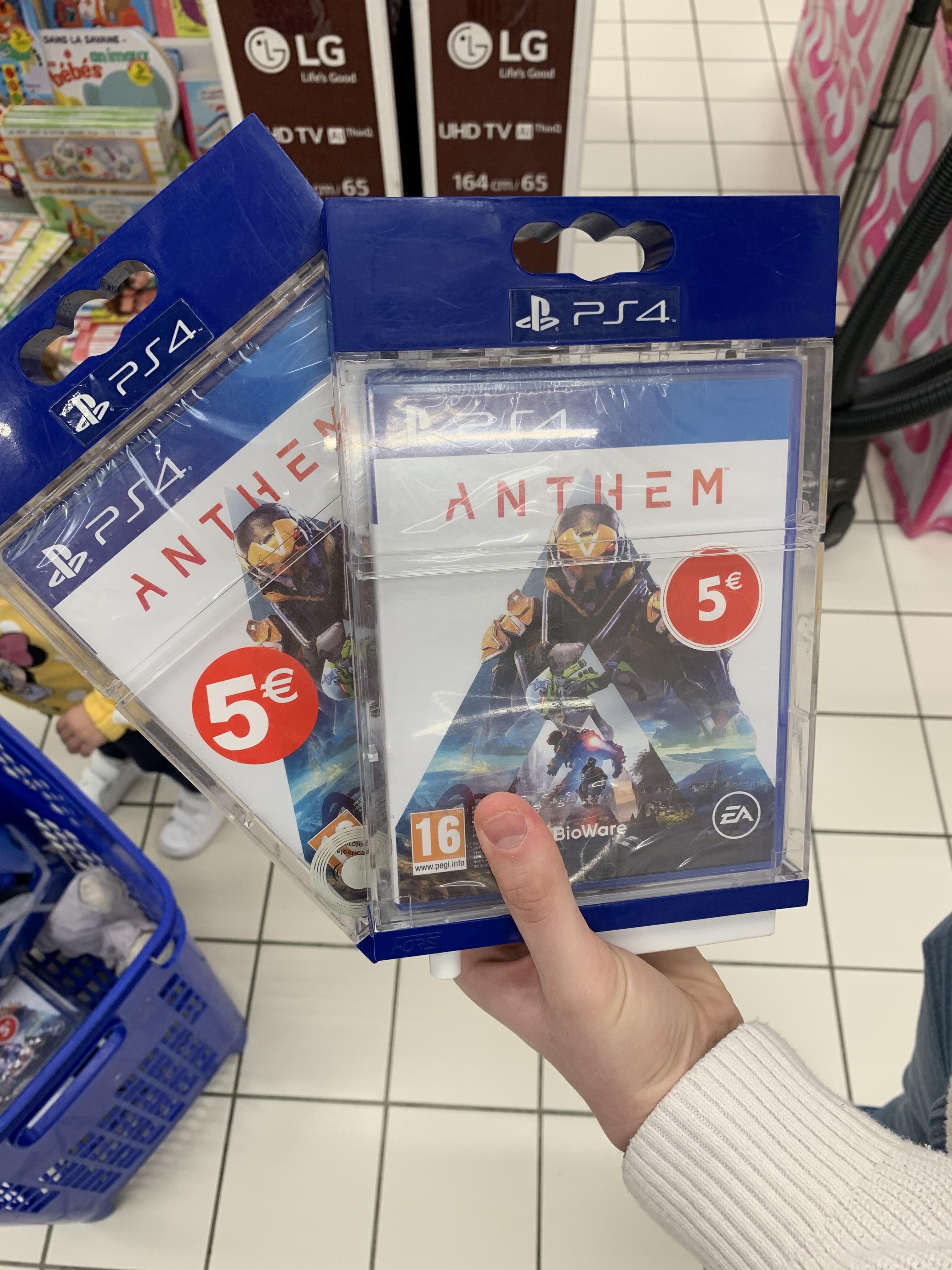 Anthem sur PS4 - Chartres (28)