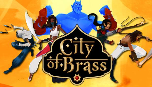 City of Brass sur PC (Dématérialisé)