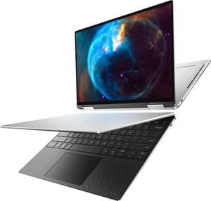 "PC Portable 2-en-1 13.4"" Dell XPS 13 7390 - FHD+, i7-1065G7, SSD NVMe 512 Go, 16 Go RAM, Windows 10, Thunderbolt 3, WiFi 6"