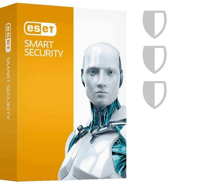 Suite Eset Smart Security - 1 poste, 2 ans