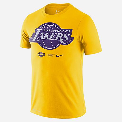 T-shirt basket Nike Dri-Fit Lakers