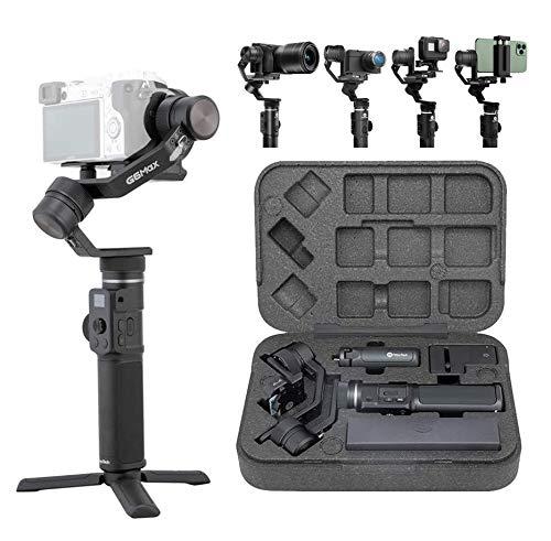 Stabilisateur 3 axes pour appareil photo / smartphone FeiyuTech G6 Max (vendeur tiers)