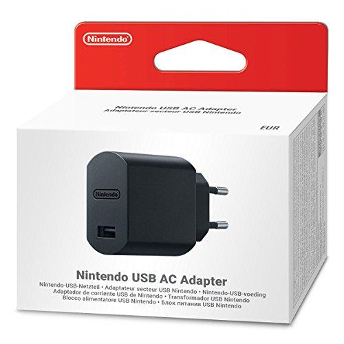 Adaptateur secteur pour Nintendo Classic Mini