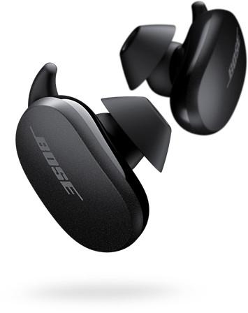 Écouteurs intra-auriculaires sans-fil Bose QuietComfort Earbuds - noir