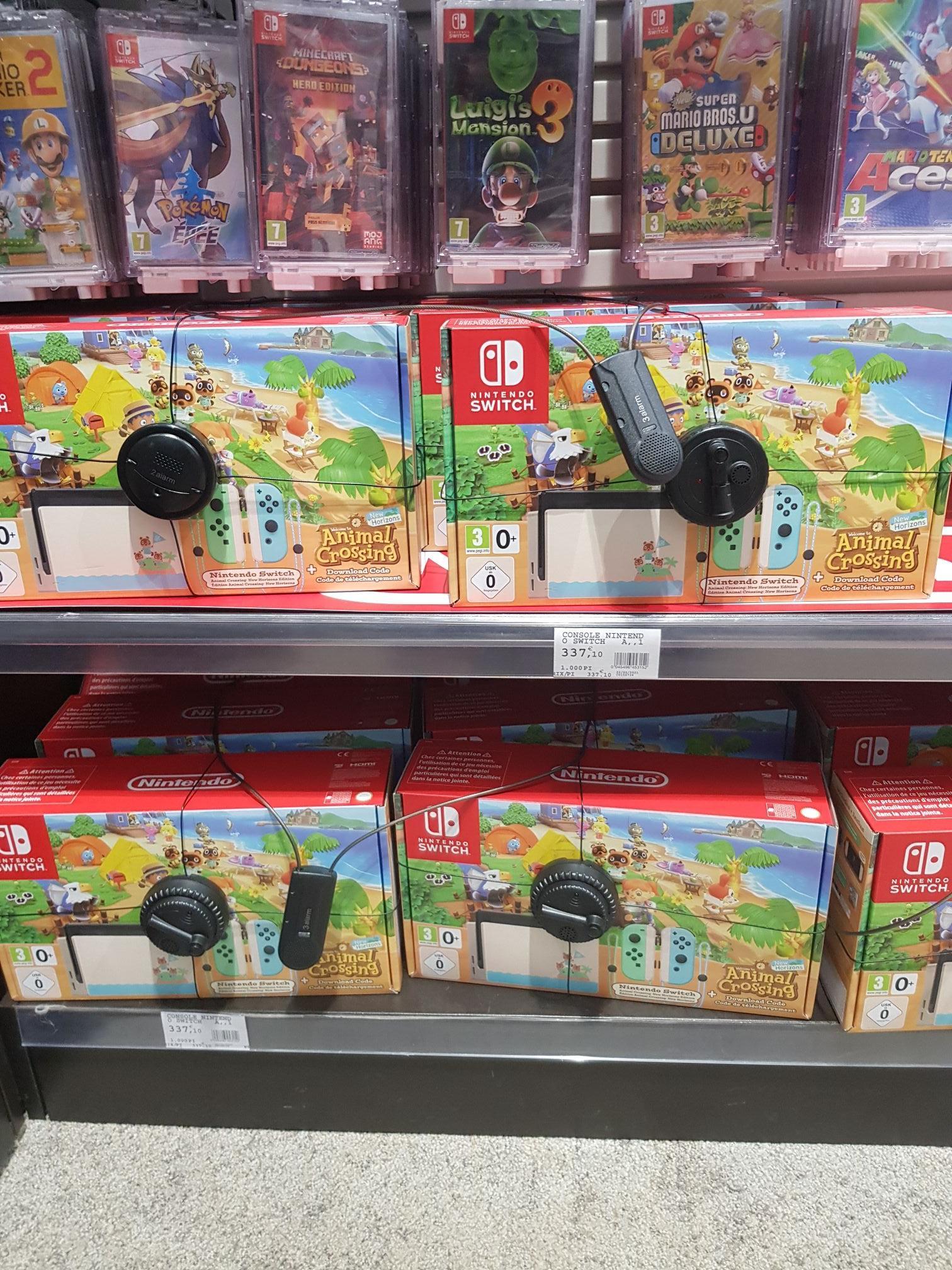Console Nintendo Switch + Animal Crossing : New Horizons (Geispolsheim 67)