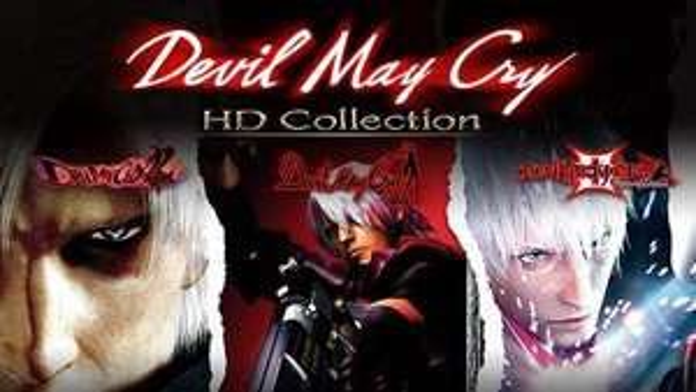Franchise Devil May Cry en promotion. Exemple : Devil May Cry HD Collection (Dématérialisé, Steam)
