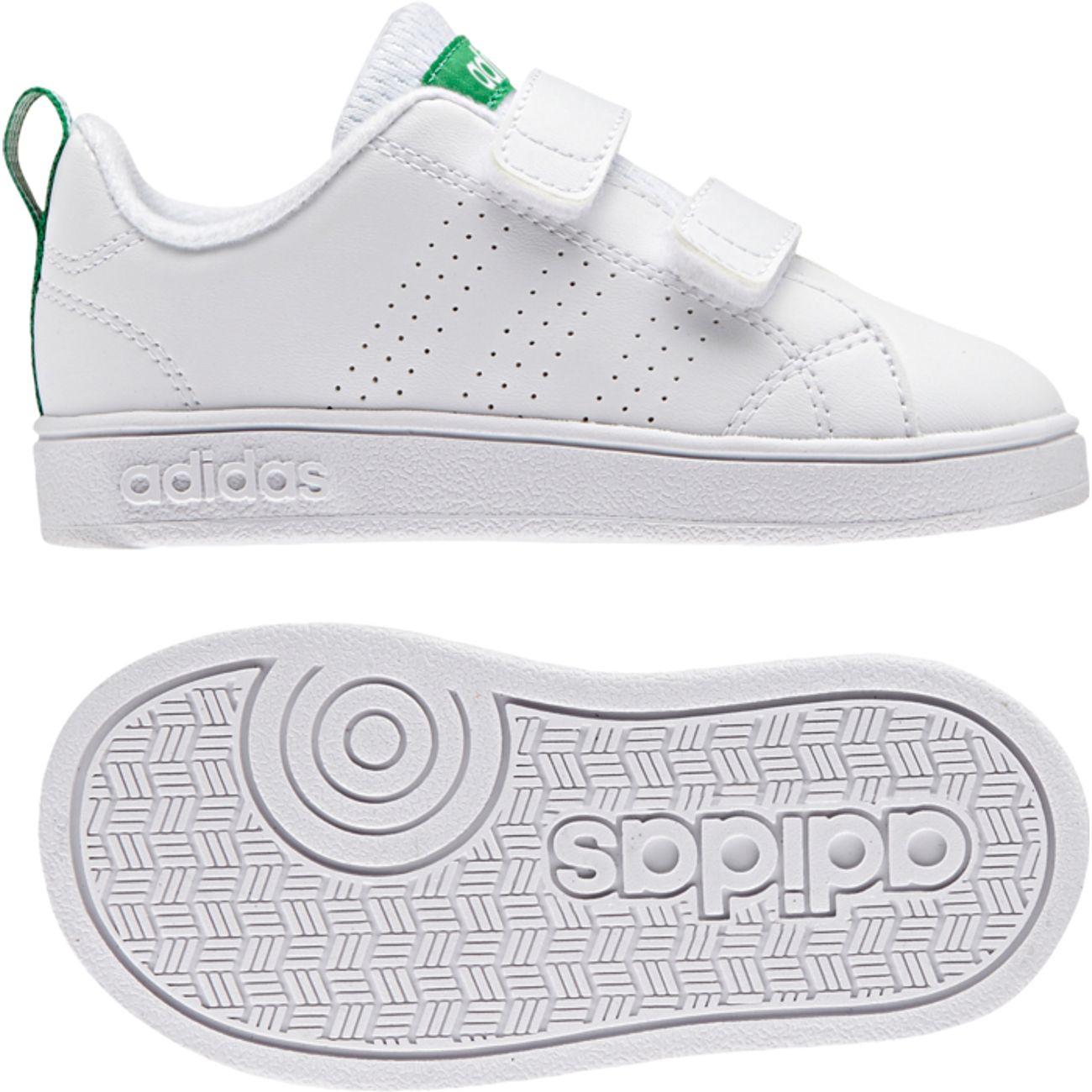 Chaussures bébé Adidas Advantage Clean VLC (Taille 21-27)