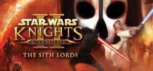 Star Wars: Knights of the Old Republic II - The Sith Lords sur PC (Dématérialisé - Steam)