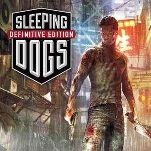 Sleeping Dogs - Édition Definitive sur PC (dématérialisé, Steam)