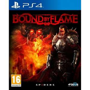 Jeu Bound by Flame sur PS4