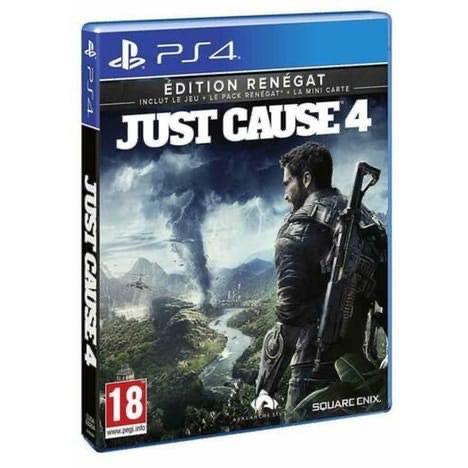 Jeu Just Cause Édition Renegat sur PS4