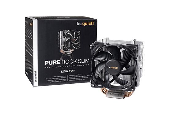 Ventirad Processeur Pure Rock Slim Be Quiet