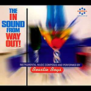 Album Vinyle Beastie Boys - The In Sound From Way Out