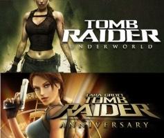 Tomb Raider: Underworld ou Tomb Raider: Anniversary sur PC (Dématérialisé - Steam)
