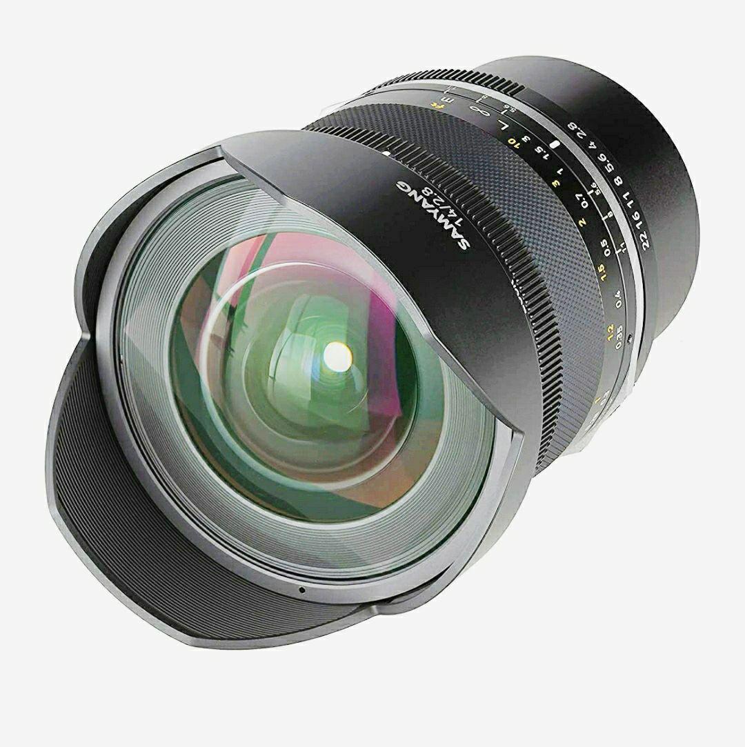 Objectif Samyang MF 14 mm F2,8 MK2 - Monture Sony E