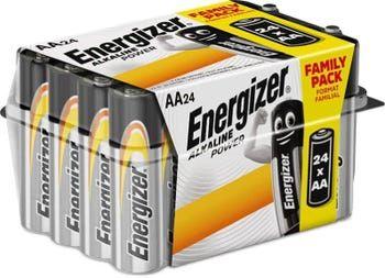 Lot de 24 piles alcaline Energizer LR6 AA - Périgueux (24)