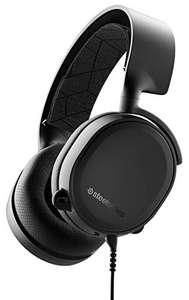 Casque-micro gaming filaire SteelSeries Arctis 3 pour PC, PS5, PS4, Xbox One, Nintendo switch, RV, Android, iOS