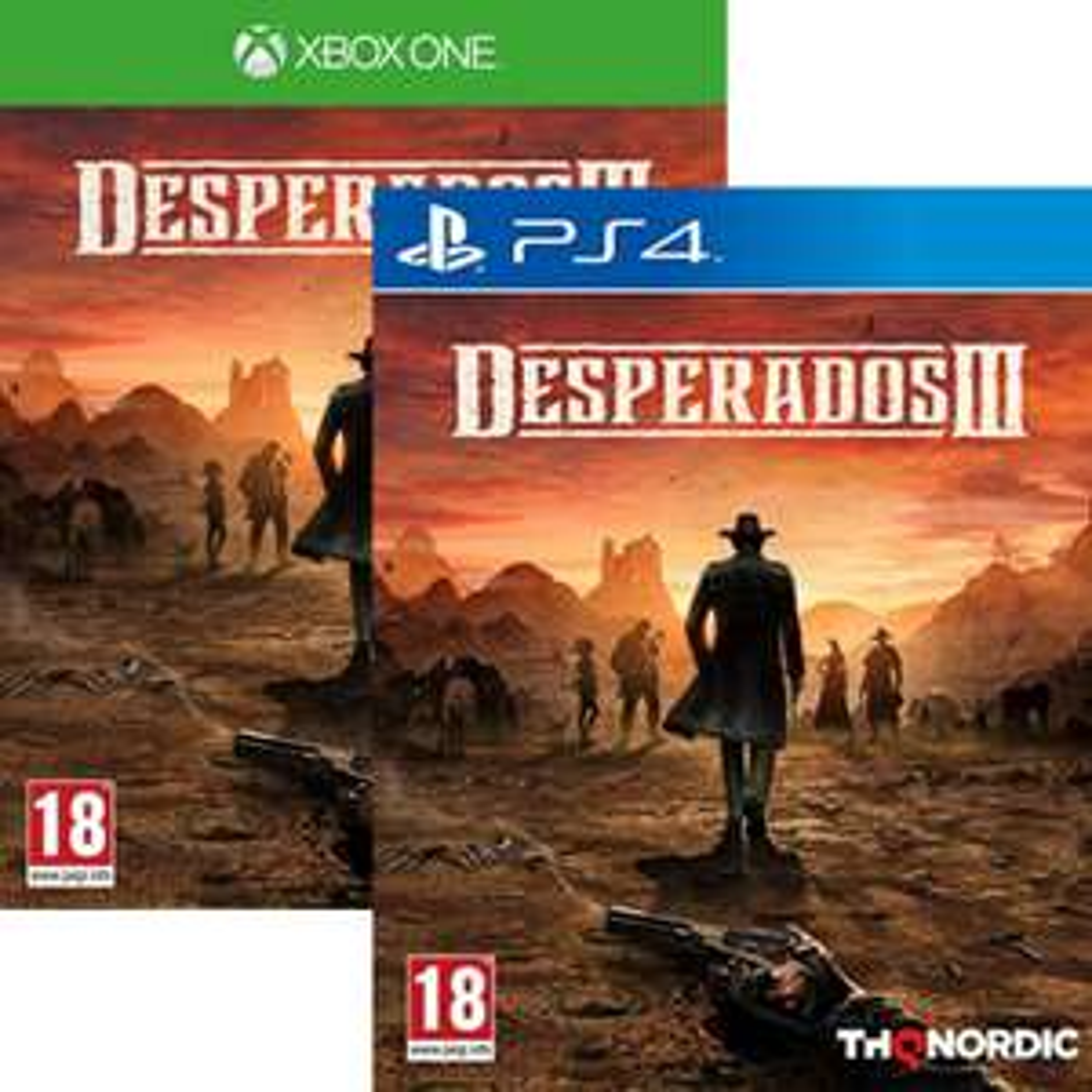 Desperados 3 sur PS4 ou Xbox One