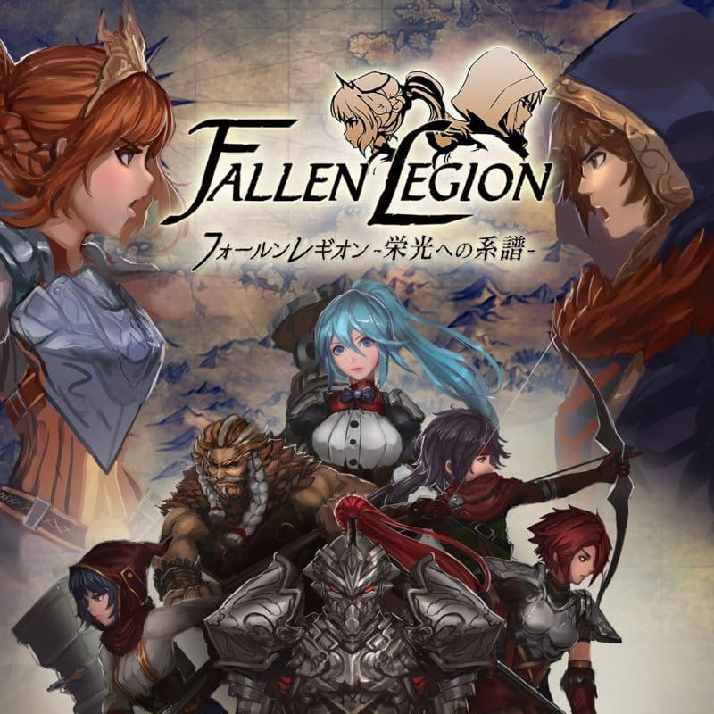 Sélection de jeux vidéo sur Swich en promotion (dématérialisés, store US) - Ex : Fallen Legion: Rise to Glory