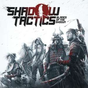 Shadow Tactics: Blades of the Shogun sur PS4 (Dématérialisé)