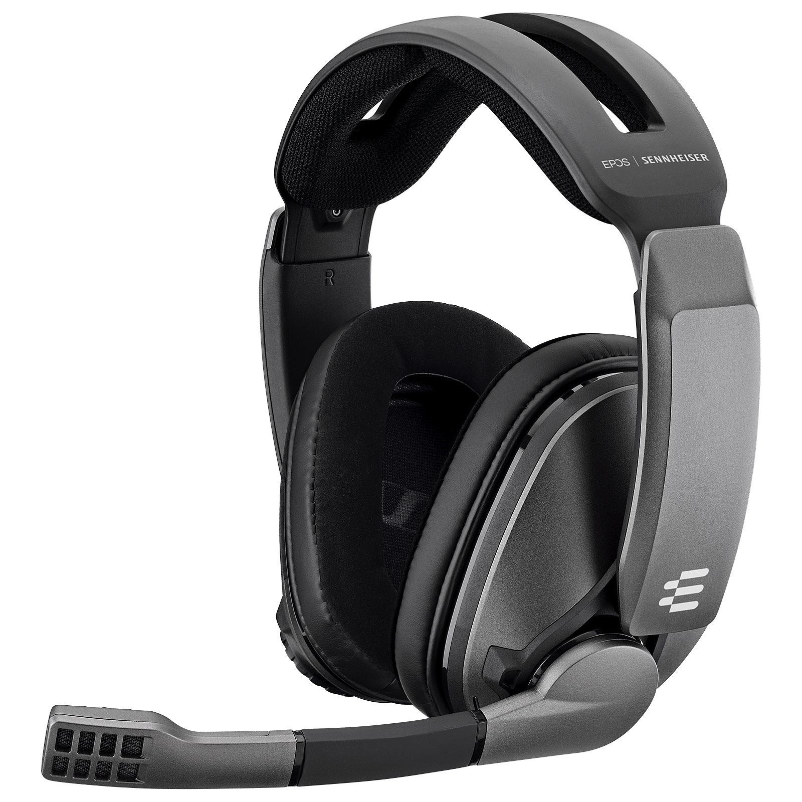 Casque audio sans-fil Epos Sennheiser GSP 370 - son Surround 7.1