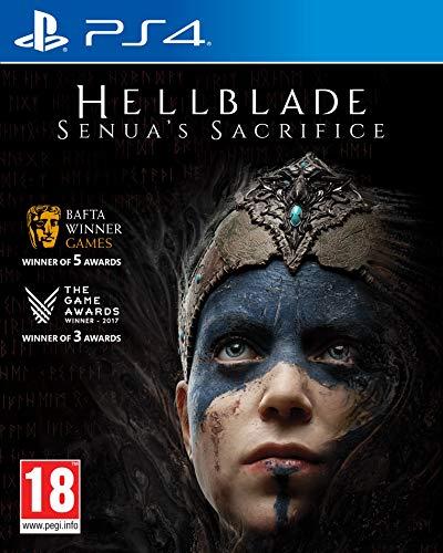 Hellblade Senua's Sacrifice sur PS4