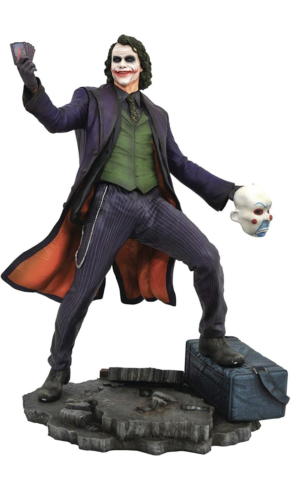 Figurine DC Gallery Batman Dark Knight Movie Joker