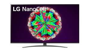 "TV NanoCell 65"" LG NanoCell 65NANO816 - 4K UHD, Smart TV (Frontaliers Suisse)"