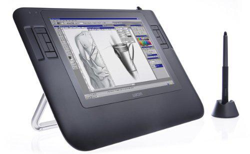 Tablette Wacom DTZ-1200W Ecran Interactif Cintiq 12WX USB