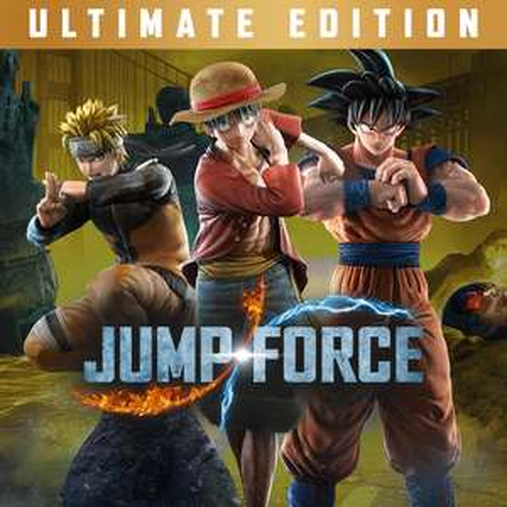 Jump Force - Édition Ultimate sur PS4 (dématérialisé)