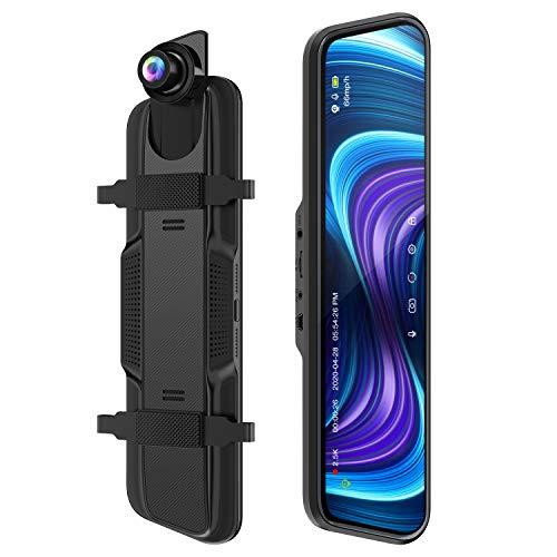 Caméra embarquée ThiEye Carview 3 - 2.5 K, vision 170°, capteur Sony Sensor IMX335, avec carte SD de 32 Go (vendeur tiers)