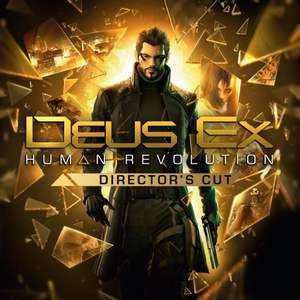 Deus Ex: Human Revolution - Director's Cut sur PC (Dématérialisé - Steam)