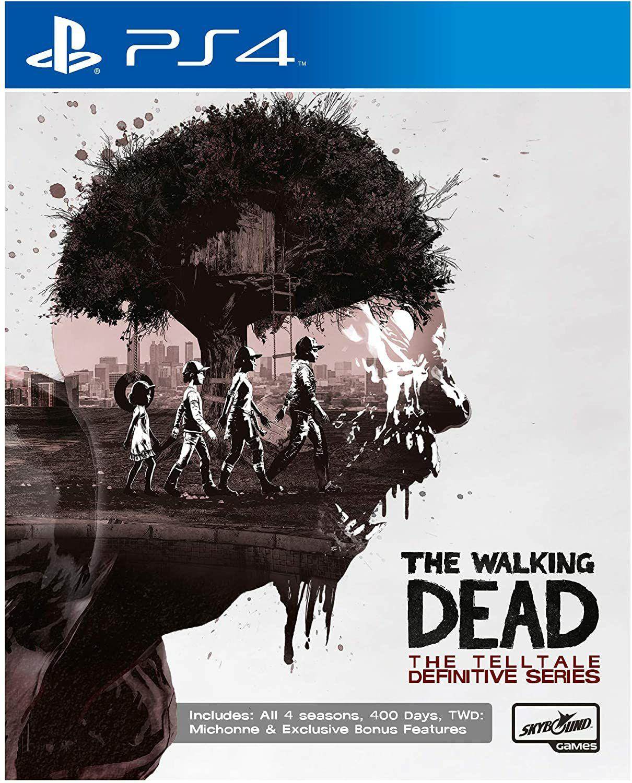 The Walking Dead : The Telltale Definitive Edition sur PS4