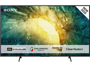 """TV 55 """" Sony KD-55X7055 - 4K UHD, HDR10 (Frontaliers Suisse)"""
