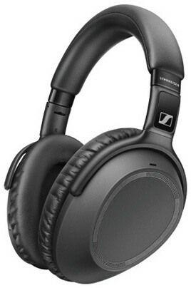 Casque audio sans fil Sennheiser PXC 550-II Wireless - Noir