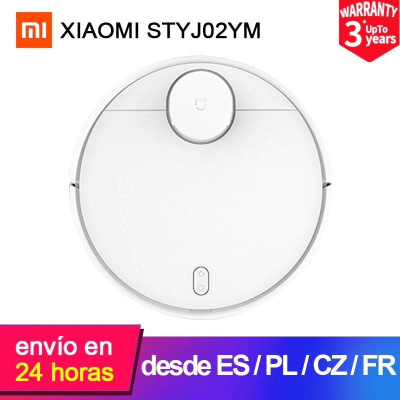 Aspirateur robot Xiaomi Mi Robot Mop P STYJ02YM (Entrepôt Espagne) - 198€ avec le code FRMAR12